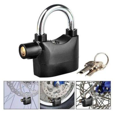 Κλειδαριά με ενσωματωμένη σειρήνα – Alarm Lock – 451948