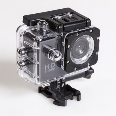 Action Camera – 1080P – F32 – 881386 – Black