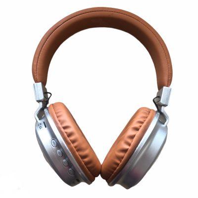 Ασύρματα ακουστικά – Headphones – S60–ΚΑΦΕ ΧΡΩΜΑ–