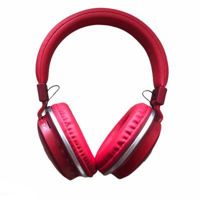 Ασύρματα ακουστικά – Headphones – S60–ΚΟΚΚΙΝΟ ΧΡΩΜΑ